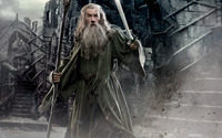 Gandalf - The Hobbit: The Desolation of Smaug wallpaper 1920x1080 jpg