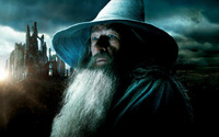 Gandalf - The Hobbit: The Desolation of Smaug [2] wallpaper 1920x1080 jpg