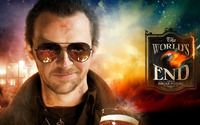Gary King - The World's End wallpaper 1920x1080 jpg