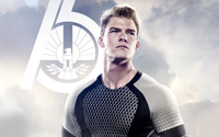Gloss - The Hunger Games: Catching Fire wallpaper 2880x1800 jpg