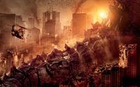 Godzilla [3] wallpaper 2880x1800 jpg