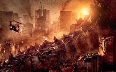 Godzilla [3] wallpaper