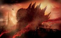 Godzilla [2] wallpaper 2880x1800 jpg
