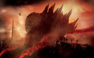 Godzilla [2] wallpaper