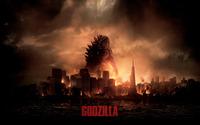 Godzilla wallpaper 2880x1800 jpg