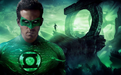 Green Lantern [2] wallpaper