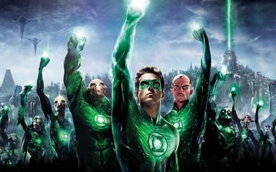 Green Lantern [3] wallpaper