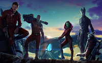 Guardians of the Galaxy [2] wallpaper 1920x1200 jpg