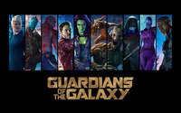 Guardians of the Galaxy wallpaper 2880x1800 jpg