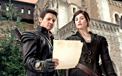 Hansel and Gretel Witch Hunters [2] wallpaper