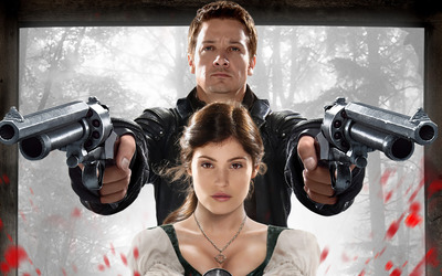 Hansel & Gretel: Witch Hunters wallpaper