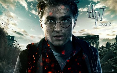 Harry Potter and the Deathly Hallows: Part 2 [2] wallpaper