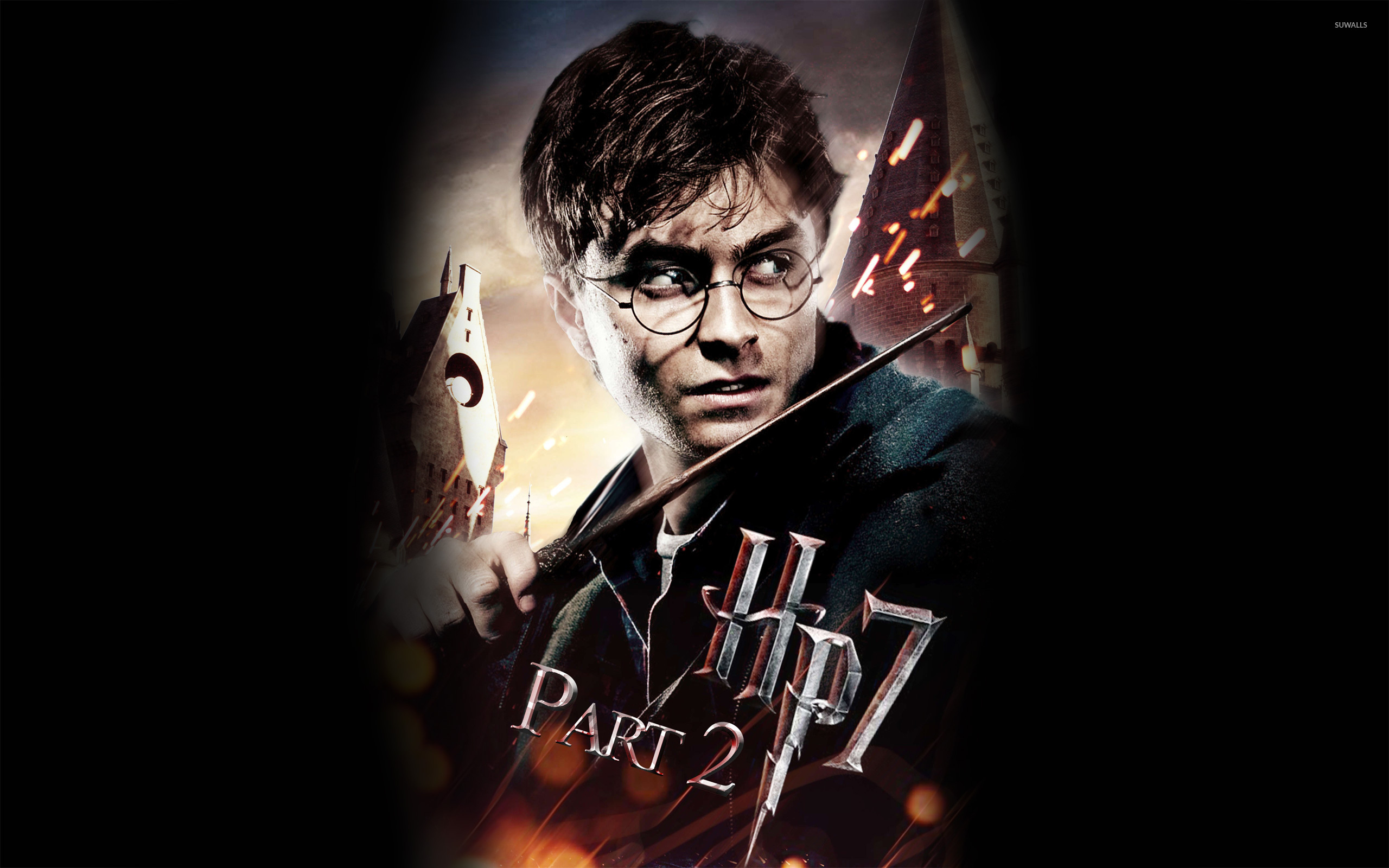 Harry Potter And The Deathly Hallows Part 2 5 Wallpaper
