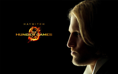 Haymitch Abernathy - The Hunger Games wallpaper