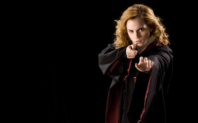 Hermione Granger - Harry Potter [2] wallpaper