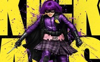 Hit-Girl - Kick-Ass [2] wallpaper 1920x1080 jpg