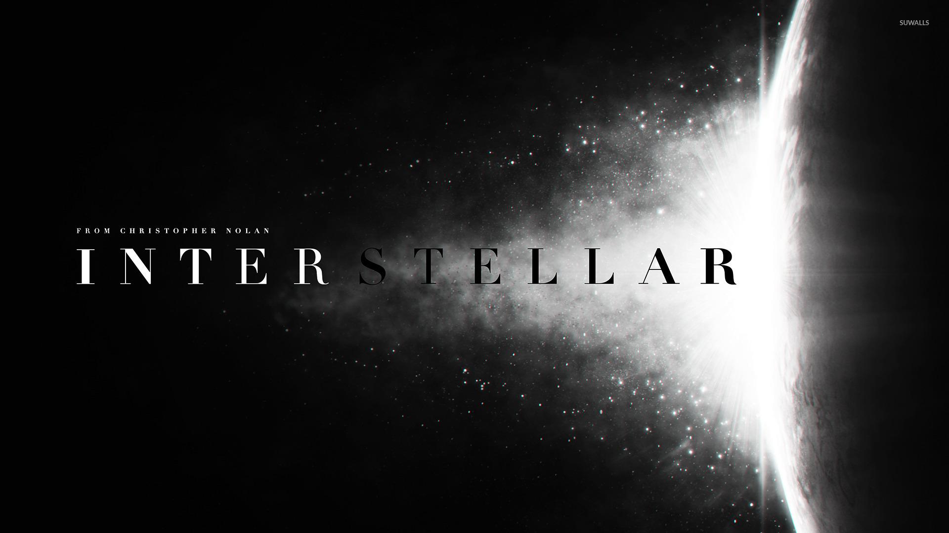 Interstellar wallpaper - Movie