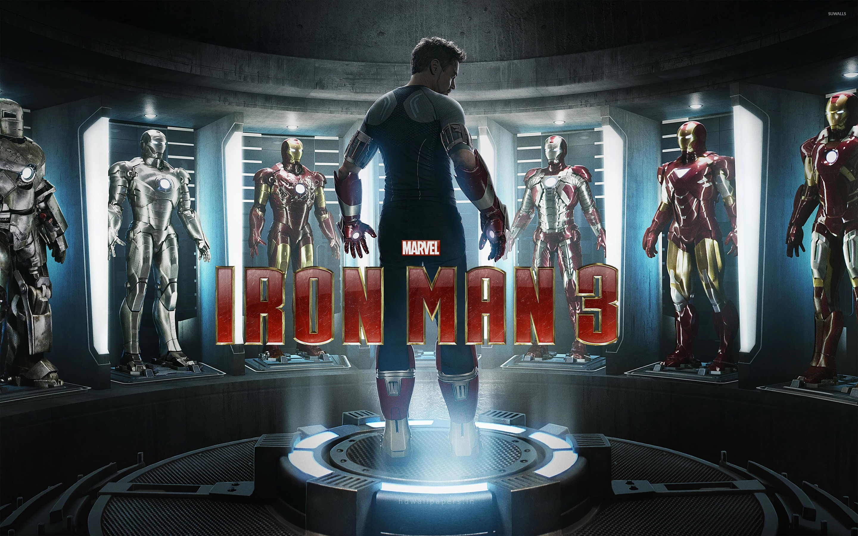 iron man 3 [3] wallpaper - movie wallpapers - #18154