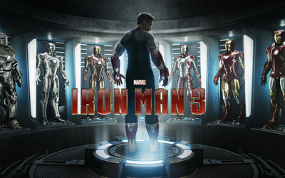 Iron Man 3 [3] wallpaper