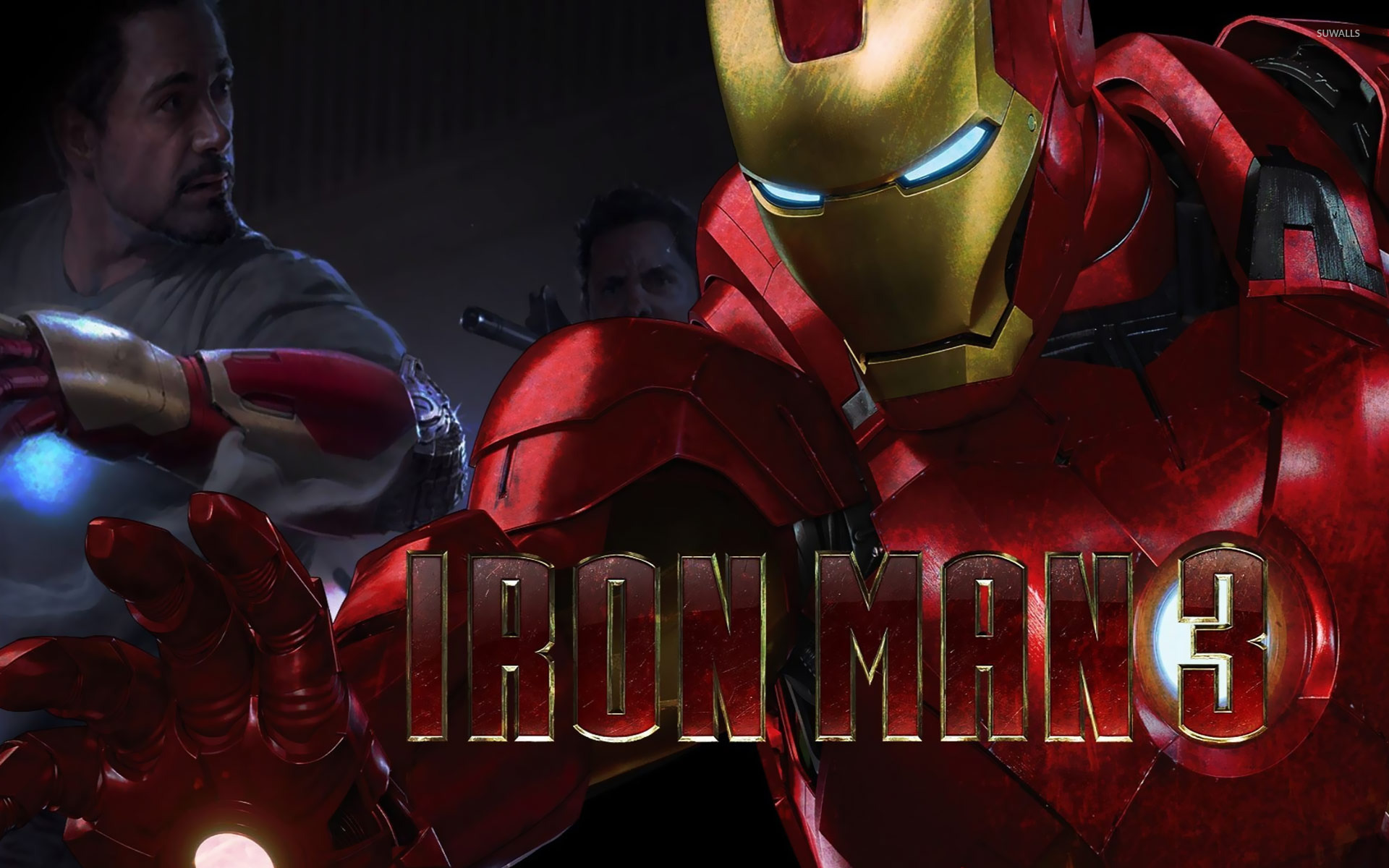 Iron Man 3 8 Wallpaper