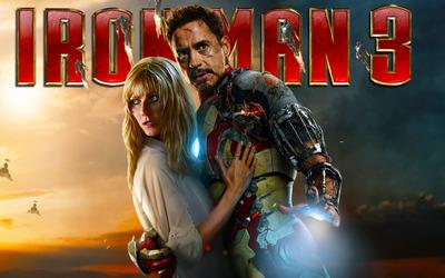 Iron Man 3 [6] wallpaper