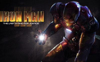 Iron Man 3 [10] wallpaper