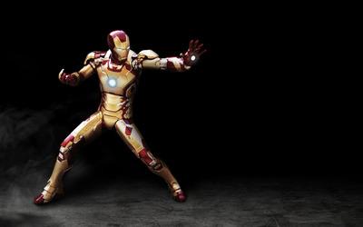 Iron Man 3 [4] wallpaper
