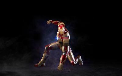 Iron Man 3 [2] wallpaper