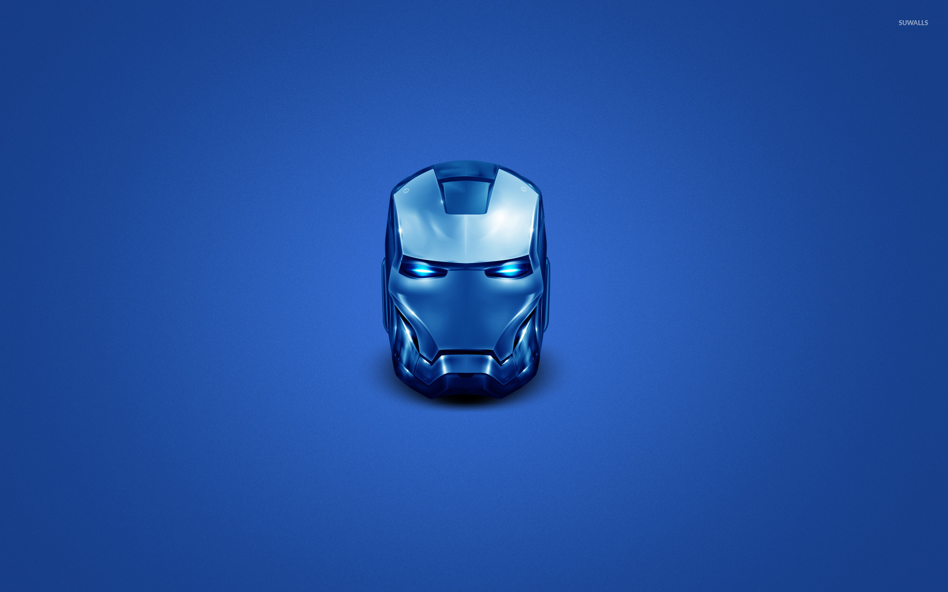iron man head wallpaper - movie wallpapers - #16398