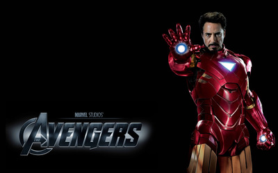 Iron Man - The Avengers [2] wallpaper