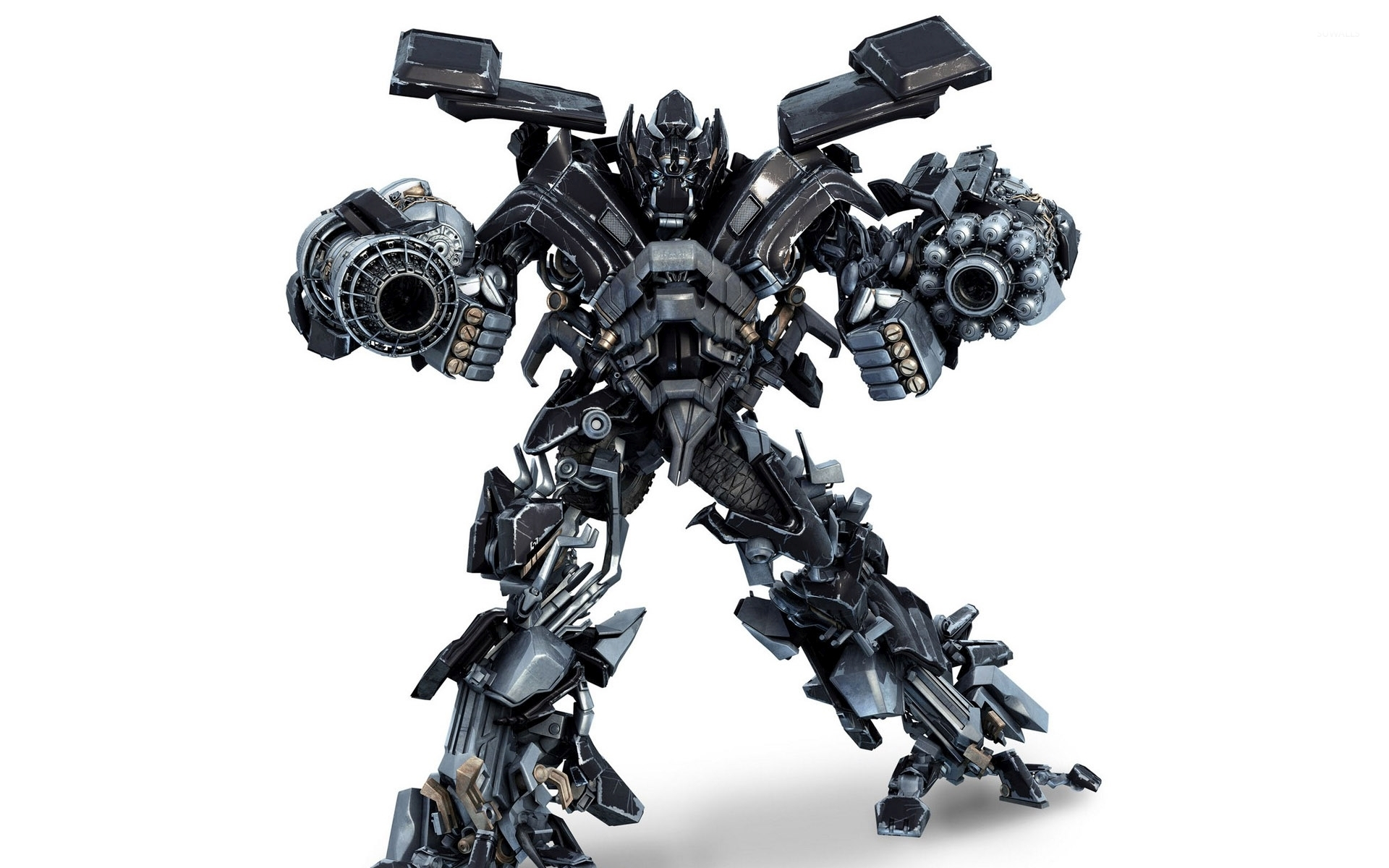 TRANSFORMERS 3 DARK OF THE MOON IRONHIDE ACTION FIGURE VOYAGER NEW ...