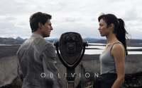 Jack Harper and Julia - Oblivion wallpaper 1920x1200 jpg