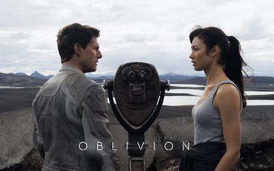 Jack Harper and Julia - Oblivion wallpaper