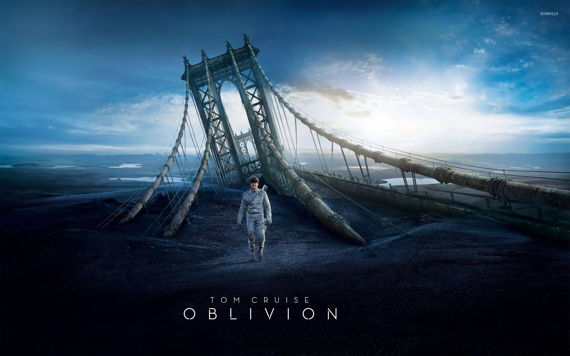 jack harper - oblivion [3] wallpaper - movie wallpapers - #18624