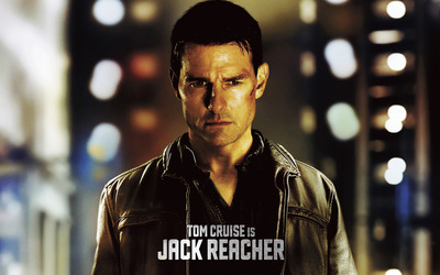 Jack Reacher [2] wallpaper