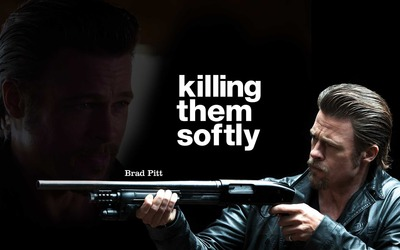 Jackie Cogan - Killing Them Softly wallpaper
