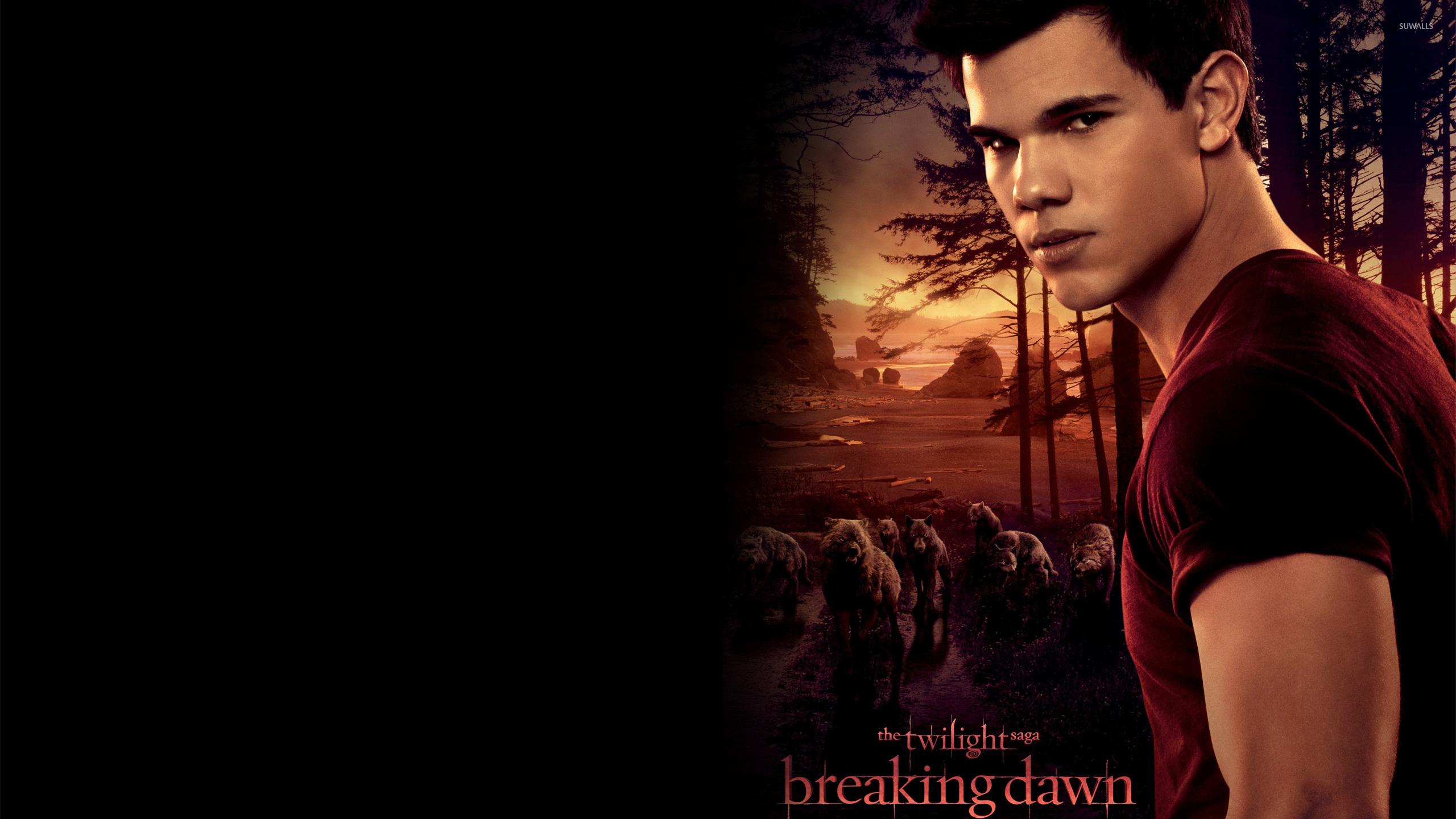 Jacob black in movie