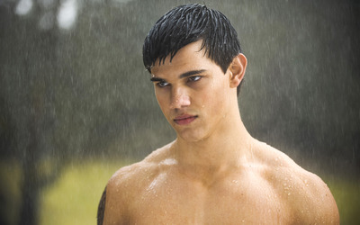 Jacob Black Rain wallpaper