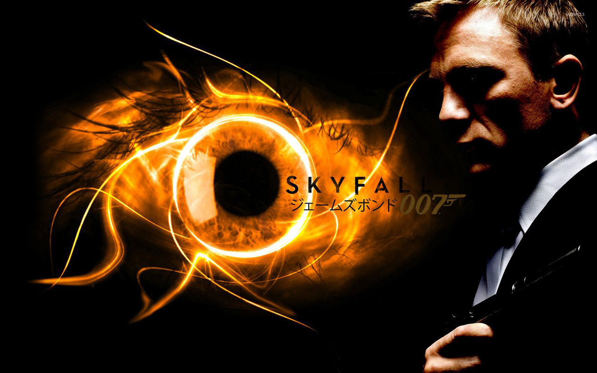 james bond - skyfall [5] wallpaper - movie wallpapers - #14230