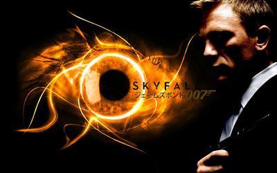 James Bond - Skyfall [5] wallpaper