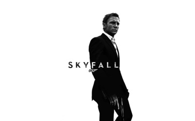 James Bond - Skyfall [2] wallpaper