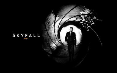 James Bond - Skyfall wallpaper