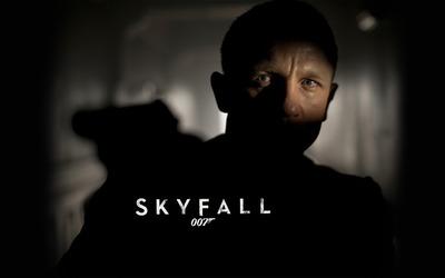 James Bond - Skyfall [3] wallpaper