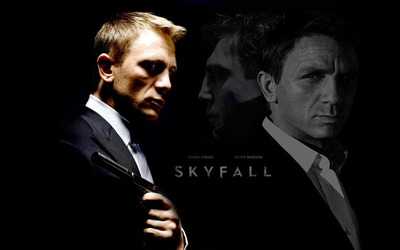 James Bond - Skyfall [7] wallpaper