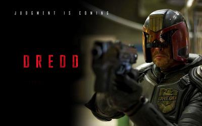 Judge Dredd - Dredd [2] wallpaper