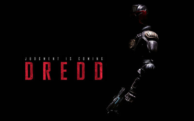 Judge Dredd - Dredd wallpaper
