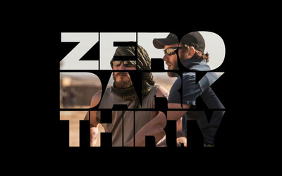 Justin and Patrick - Zero Dark Thirty wallpaper
