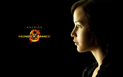 Katniss Everdeen - The Hunger Games wallpaper