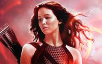 Katniss Everdeen - The Hunger Games: Catching Fire wallpaper 1920x1080 jpg