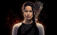 Katniss Everdeen - The Hunger Games Catching Fire wallpaper 1920x1080 jpg